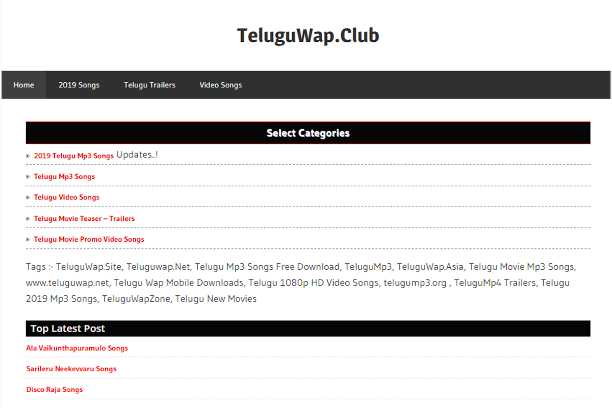 Teluguwap Download Telugu Songs Movies Online