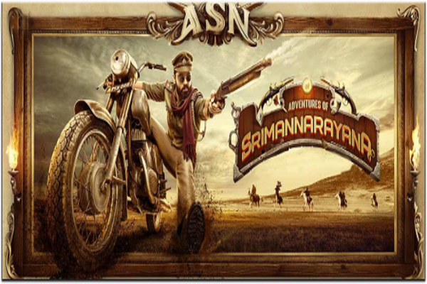 Adventures of Srimannarayana movie download movierulz