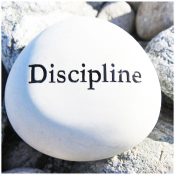 Discipline - Key of Success